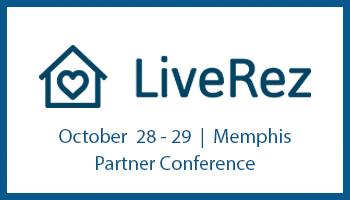 NextPax at LiveRez Partner Conference Memphis 2019